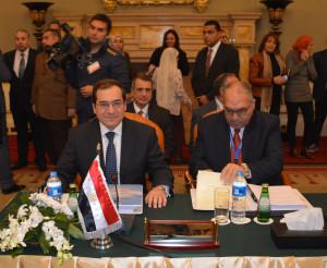 Tarek El Molla at OAPEC Summit